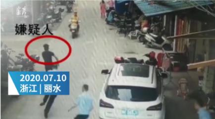 外卖小哥果断将电动车交给民警,犯罪嫌疑人被顺利抓获